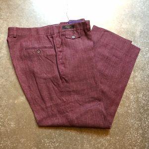 Men's Ted Baker London 100% Linen Trousers